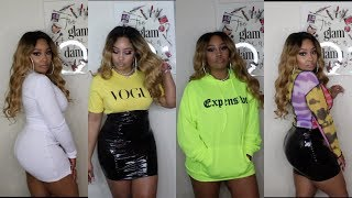 Boujee On A Budget Aliexpress Clothing Haul