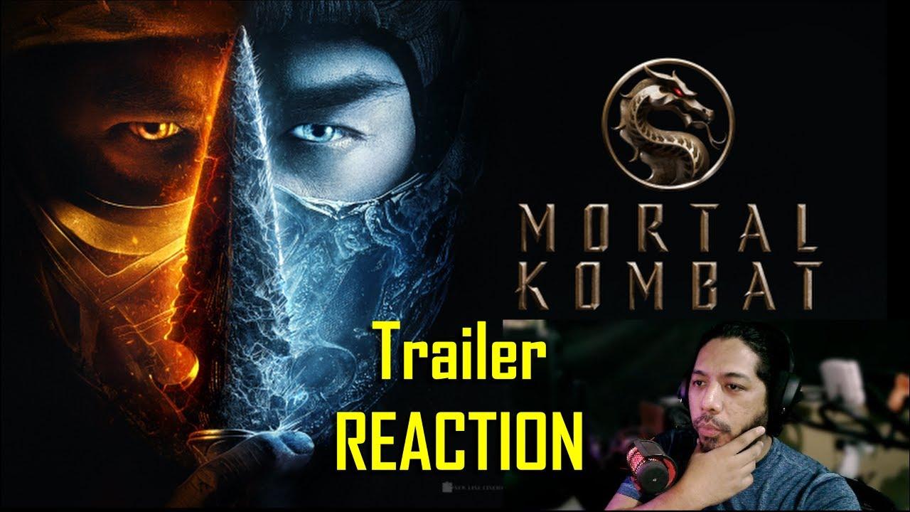 Mortal Kombat First Trailer Reaction & Breakdown