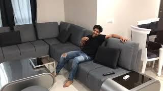 Guru Randhawa Chilling at Home