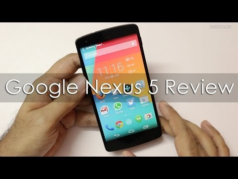 LG Nexus 5 Review after long term usage