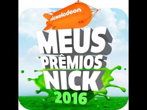 Ganhadores Meus Premios Nick, MPN 2016