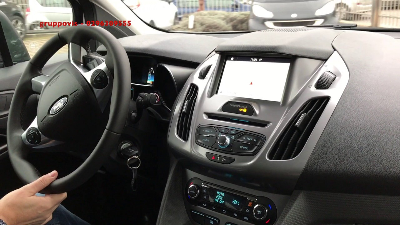 Gruppovis - Ford Transit Connect