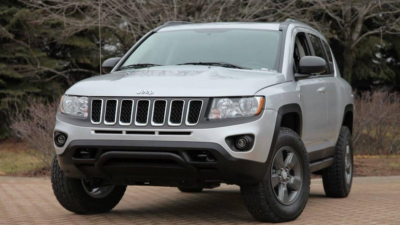 2011 Mopar Jeep Compass Canyon Youtube