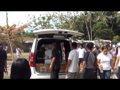 jerry joven's funeral