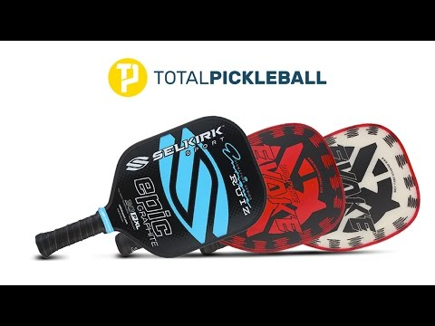 New Pickleball Paddles From Selkirk And Onix