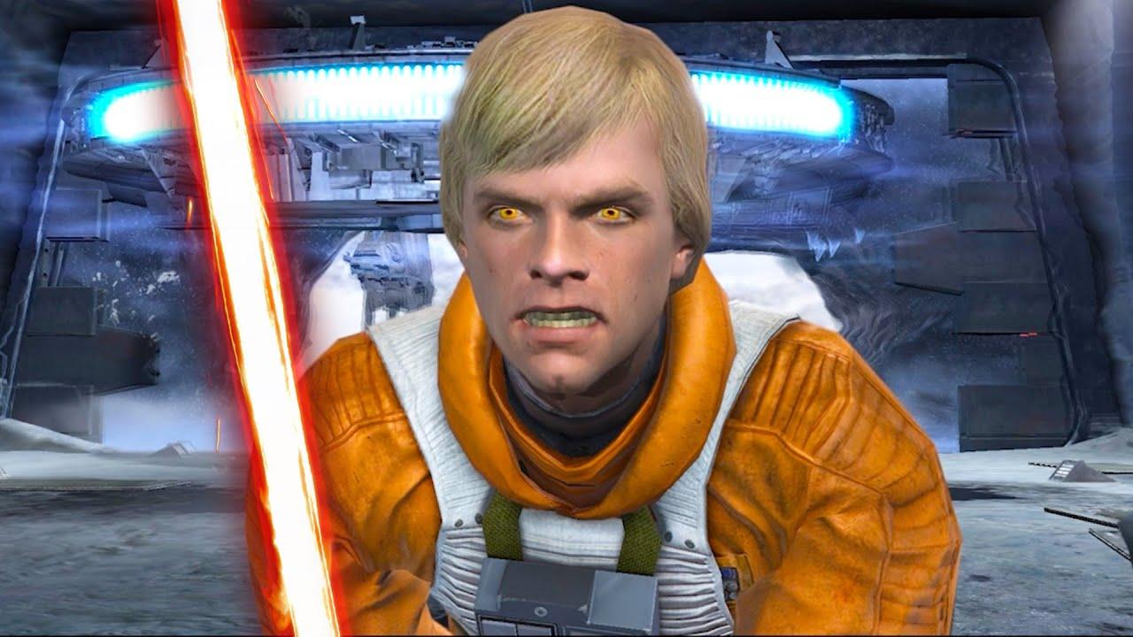 Starkiller Turns Luke to the Dark Side