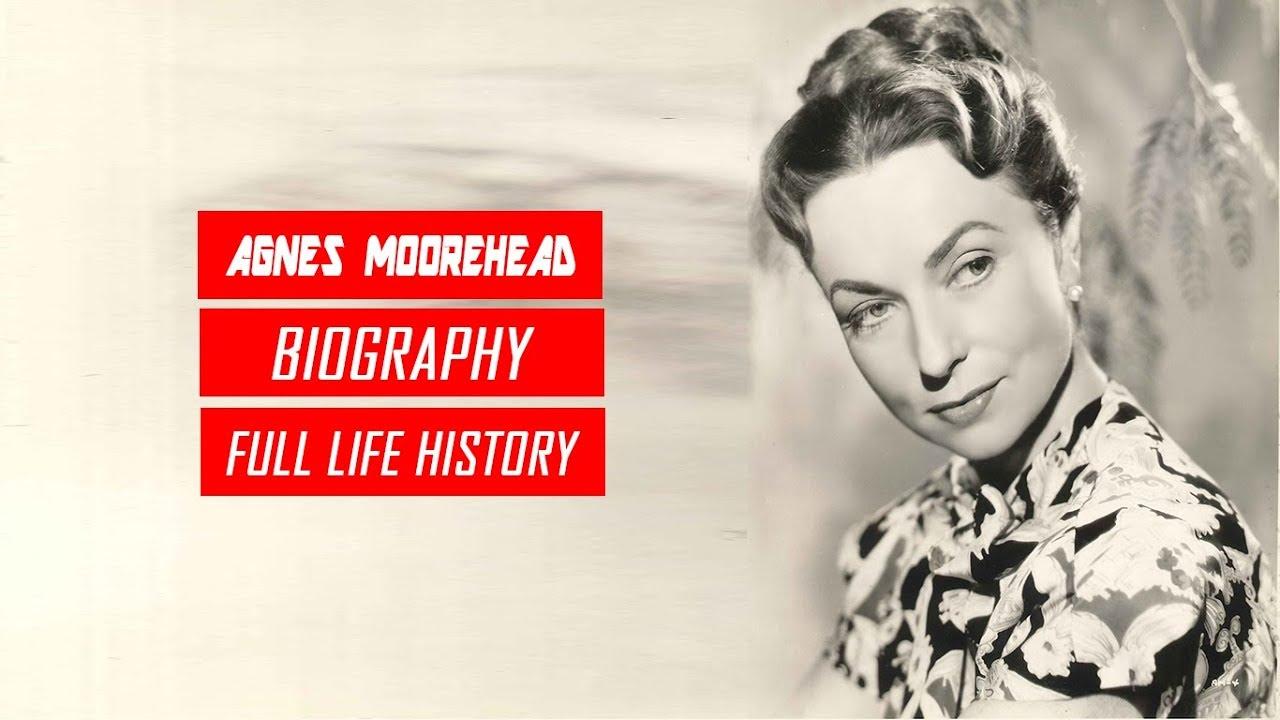 Agnes Moorehead News Bio Channel Agnes Moorehead Biography ...