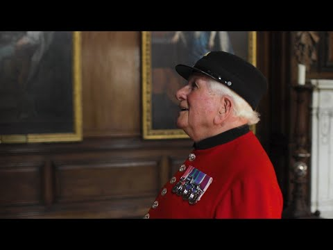 Tour of the State Apartments, Royal Hospital Chelsea