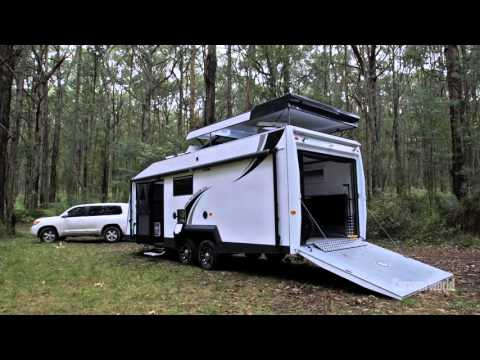 Caria Toy Hauler GT-8 Review