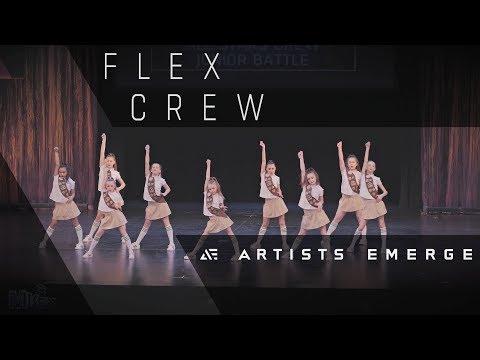 [1st Place] FLEX CREW |  JUNIOR ALL-STARS  |  Artists Emerge 2018