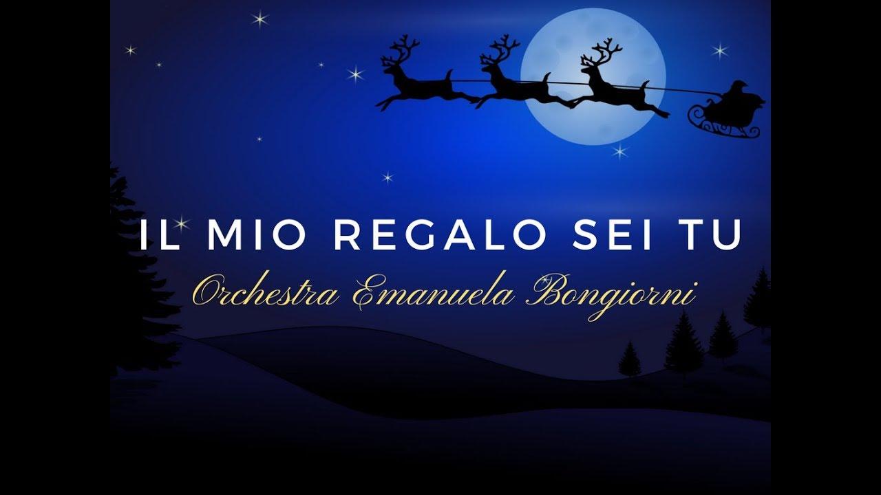 Il Mio Regalo Di Natale.Emanuela Bongiorni Il Mio Regalo Sei Tu Duetto Con Riccardo Busi