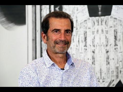 Reg Lascaris: Young entrepreneurs must be brave