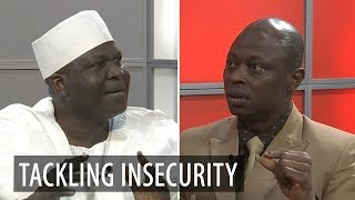 Stan Labo, Aliyu Call For Synergy Among Security Agencies