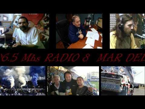 Emisión en directo de RADIO 8 MAR DEL PLATA