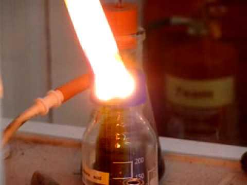 Magnesium Sulfur Reaction