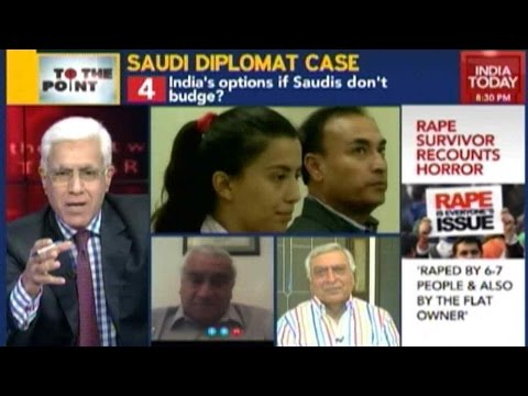 To The Point: Saudi Official Involved In Gurgaon Rape Case To Affect Relations?