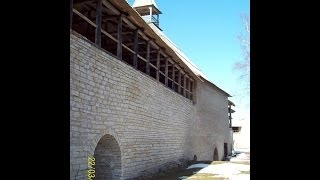 Старая Ладога(Немного погуляли по Старой Ладоге., 2014-03-24T07:45:44.000Z)