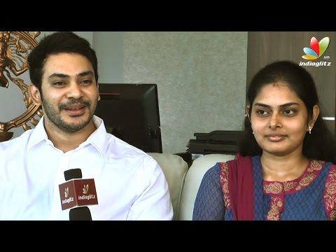 Newly married Actor Sethu and Uma Interview | Vaaliba Raja Movie | Santhanam