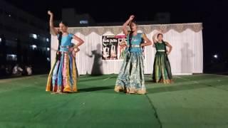 TENELA THETALA DANCE BY VII GIRLS OLYMPUSS SCHOOL