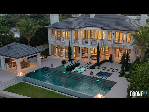 Modern Waterfront Living In West Palm