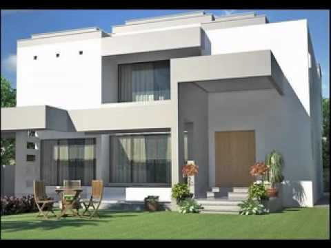 Exterior home design ideas youtube for Home design ideas outside