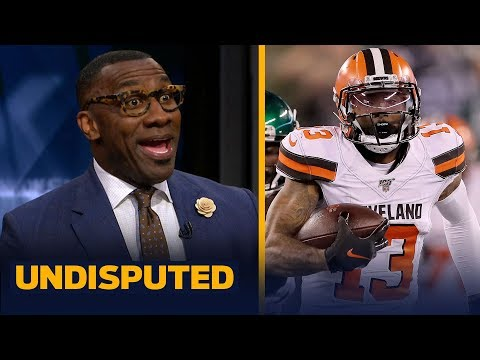 Shannon Sharpe explains why the Cleveland Browns haven't impressed him so far | NFL | UNDISPUTED