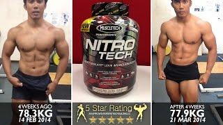 MuscleTech, NitroTech, Performance Series