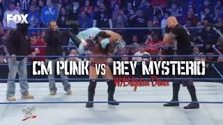 Bilgehan Demir'in Anlatımıyla Rey Mysterio vs CM Punk