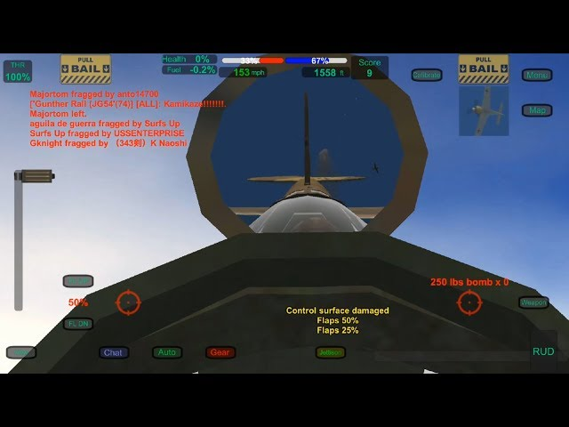 Wings of Duty - Working Mirrors? Spitfire-MkVC Premium Gameplay   NEW UPDATE