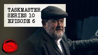 Taskmaster - Series 10, Episode 6 | Full Episode |