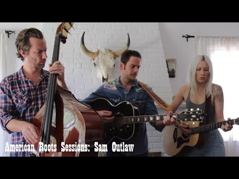 """Sam Outlaw - """"Love Is On A Roll"""" (Don Williams cover) - American Roots Sessions"""