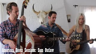 "Sam Outlaw - ""Love Is On A Roll"" (Don Williams cover) - American Roots Sessions"