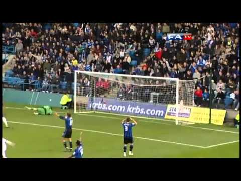 Gillingham 0-2 Dover - The FA Cup 1st Round - 06/11/10