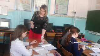 Видеоурок  по информатике в 6 классе по теме