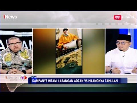 Kubu Jokowi Tegaskan BPN Prabowo Jangan Ragukan Netralitas Polisi - INews Sore 21/03