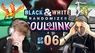OMG RYAN! | Pokémon Black and White Randomized Soul Link Nuzlocke EP 6