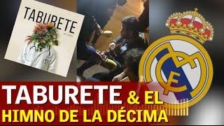 Taburete canta el himno de la Décima en las calles de Madrid | Diario AS