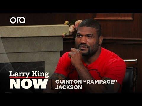 Quinton 'Rampage' Jackson On Why He Left The UFC