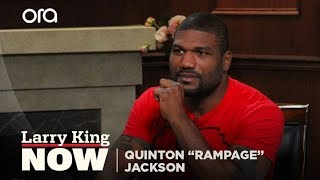 "Quinton ""Rampage"" Jackson On Why He Left The UFC"
