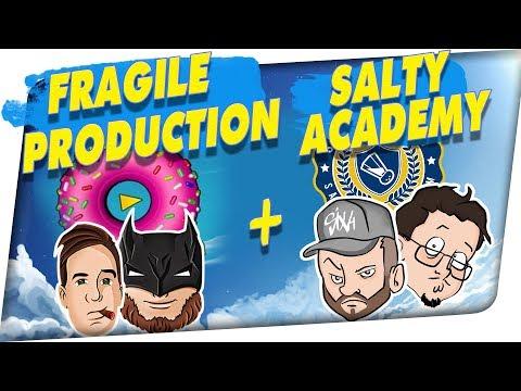 FRAGILE PRODUCTION + SALTY ACADEMY - RAINBOW SIX