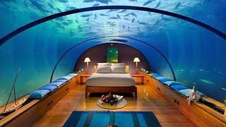 Top 10 underwater hotels in the world | top 10 world |