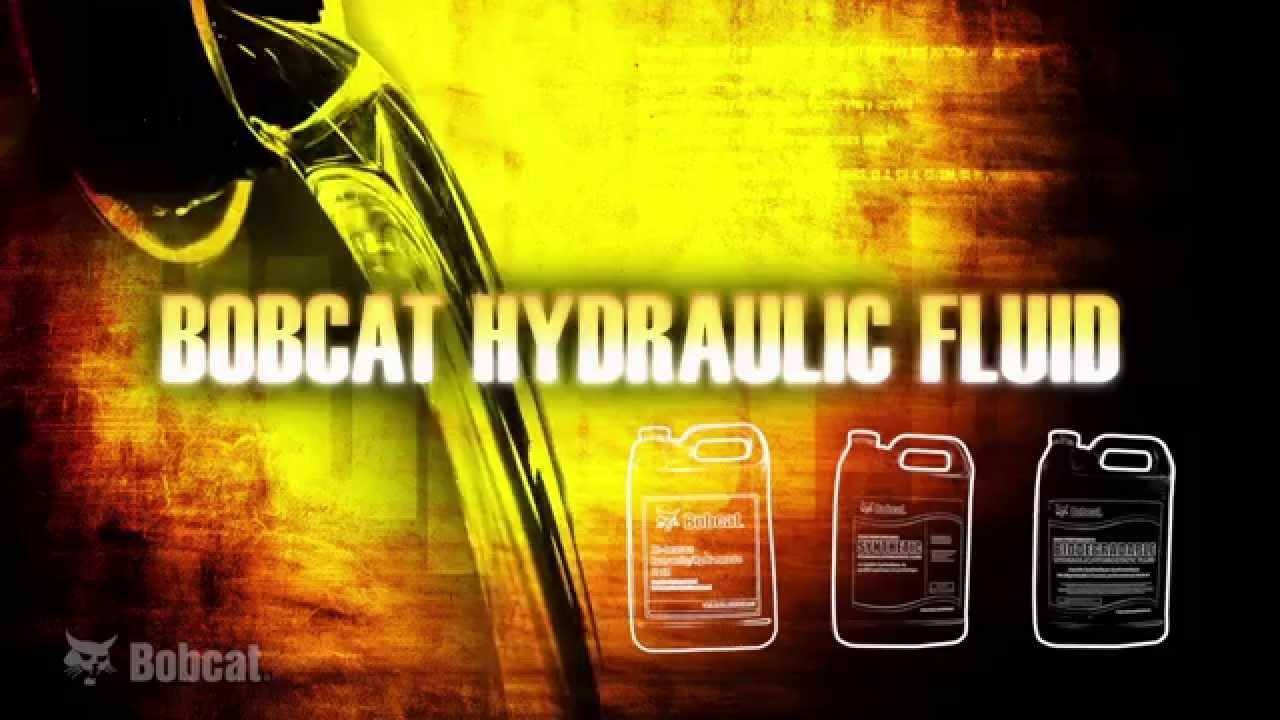 Genuine Bobcat Hydraulic/Hydrostatic Fluid