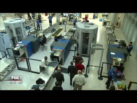 Minneapolis airport fails 95 percent of security tests