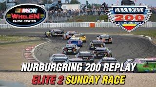 2014 Nurburgring 200 - ELITE 2 Sunday Race - Full Replay