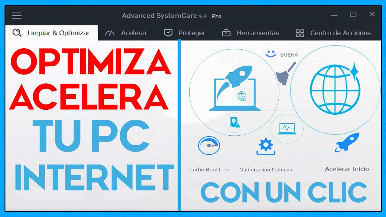 acelerador de pc windows xp
