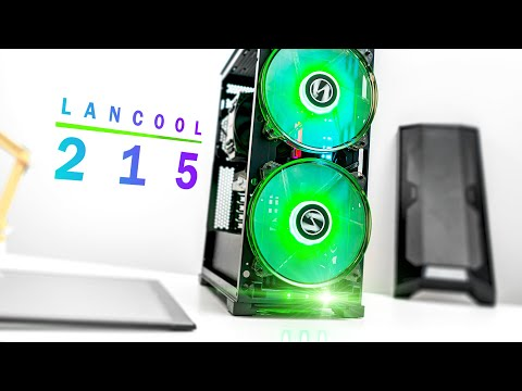 LANCOOL 215 - EPIC Airflow but there's a Catch...