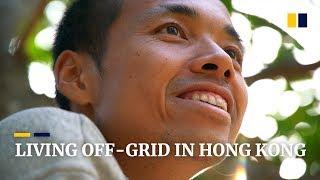 Living off-grid in Hong Kong