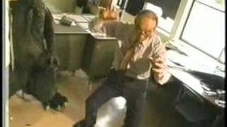 Harry Shearer meets Godzilla