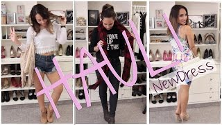 HAUL Mayo! - New Dress | What The Chic
