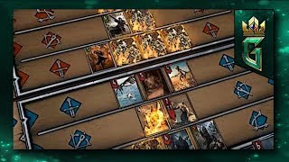MPlays GWENT PB - First play & tutorial